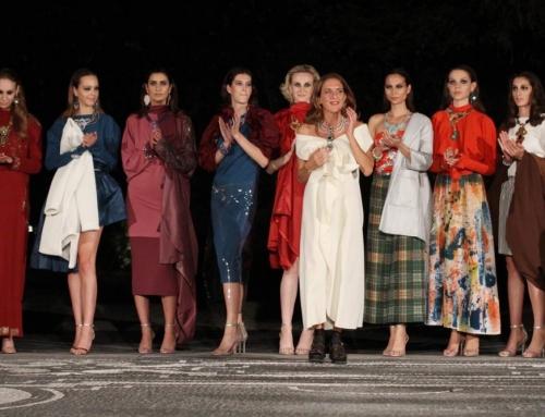 Sofia Alemani presenta la sua collezione alla MFW