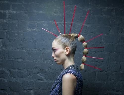 Ravers night, un progetto fotografico dedicato ai capelli