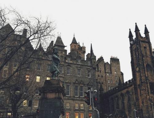 Viaggio a Edimburgo, la magica capitale scozzese