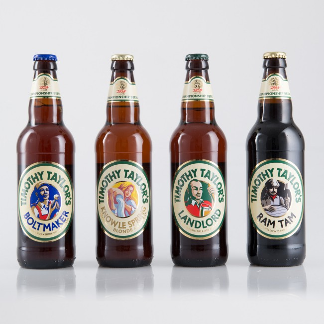 Timothy Taylor's Beer by Springetts