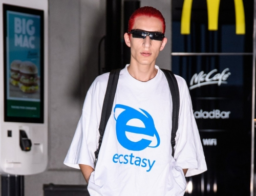 Vetements sfila in un McDonald's alla Paris Men's Fashion Week