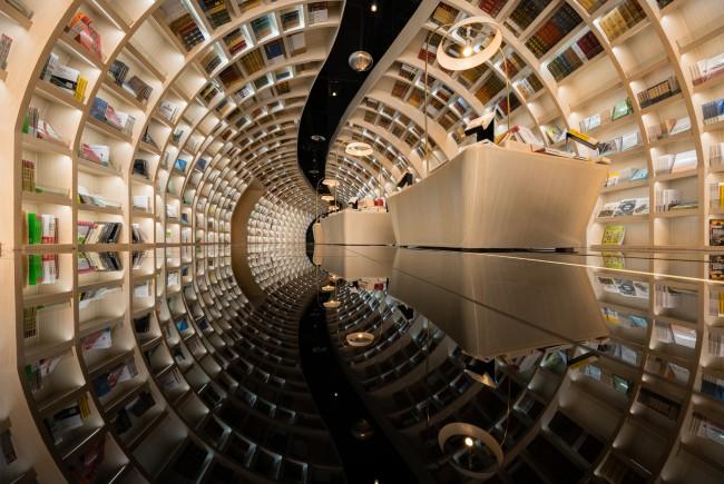 Guiyang Zhongshuge Bookstore by Xiang Li