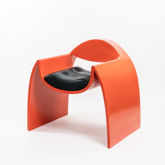 Little Thunder Armchair by Grasset Francois
