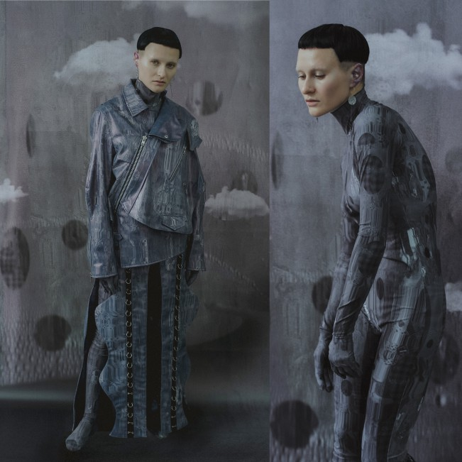 Utopia Womenswear Collection by Yina Hwang