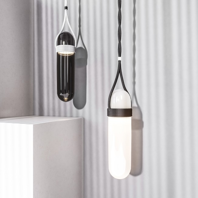 Capsule Lighting by Natalia Komarova - Silver A' Design Award Winner for Lighting Products and Lighting Projects Design Category in 2020