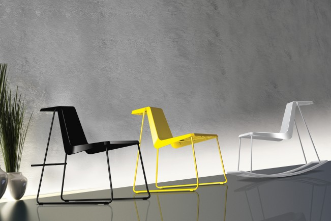 Plover Multi Purpose Chair by Eric Tong and a Group of THEi Students - Platinum A' Design Award Winner for Furniture, Decorative Items and Homeware Design Category in 2020