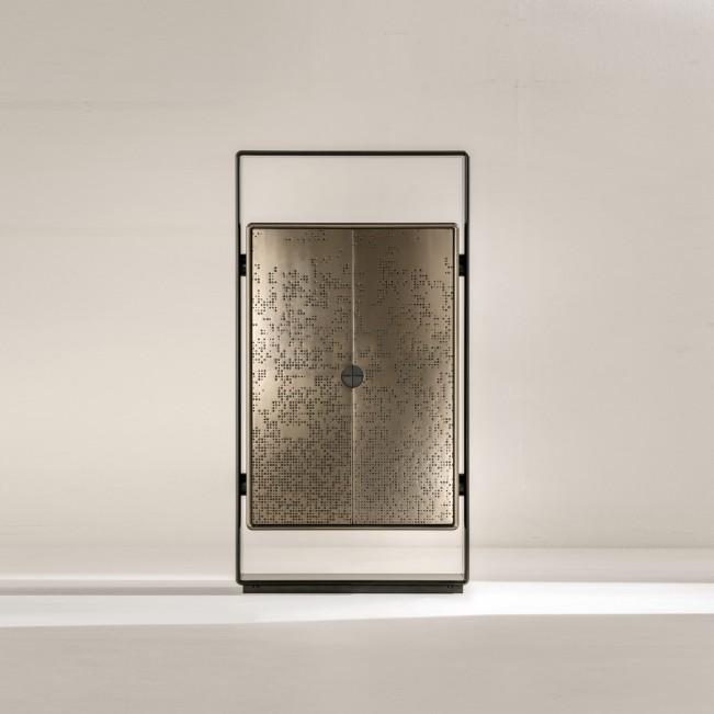 Talento Unlimited Cabinet by Edoardo Colzani - Platinum A' Design Award Winner for Furniture, Decorative Items and Homeware Design Category in 2020