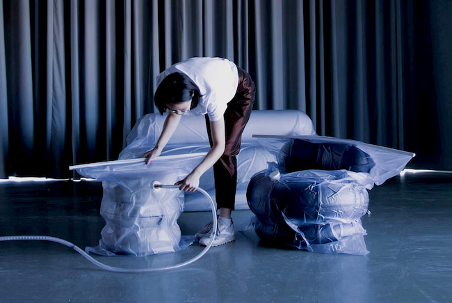 Compressible Furniture by Christian Hammer Juhl