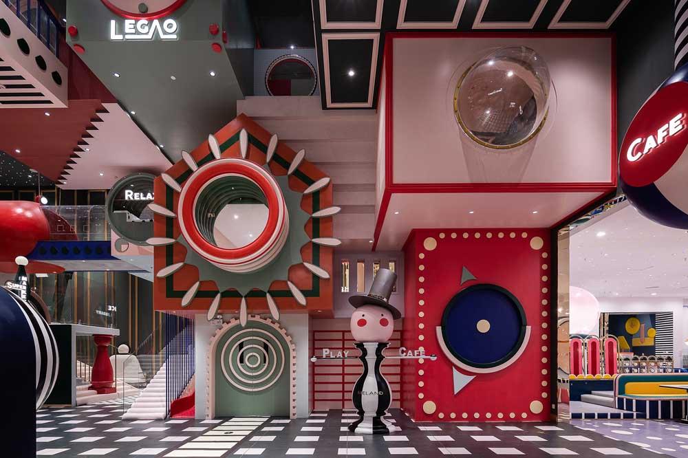 Meland Kids Club by Xiang Li