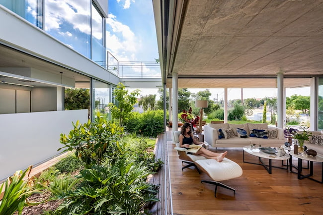 Garden House by Christos Pavlou