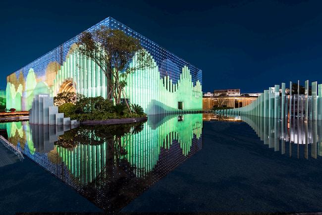 Guilin Exhibition Center Exhibition Center by Tengyuan Design (1)