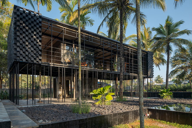House On Pipes Weekend Getaway by Nagendra R and Raghunandan G