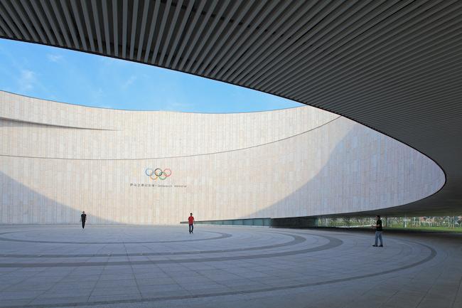 Samaranch Memorial Museum by Archiland