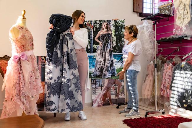 moda calabria Adriana Scopelliti