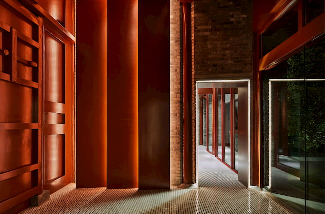 Beijing Club Clubhouse by Isabelle Zhao Peng