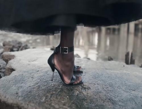 Alexander McQueen, footwear privamera/estate