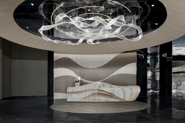 CCRG Jiu Chen Sales Center by Amber Design