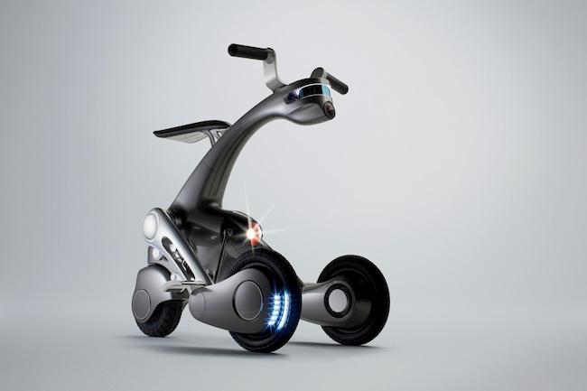 CanguRo Mobility Robot by Shunji Yamanaka - fuRo