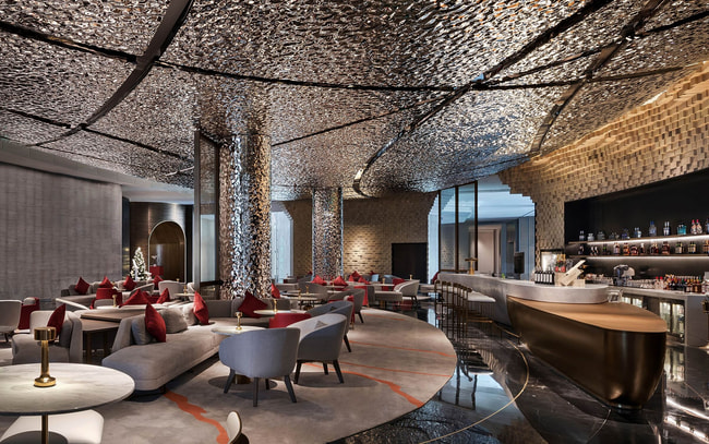 Golden Eagle G Nanjing Business Hotel by Yang Bangsheng