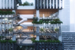 Shenzhen Transsion Holdings Office by Aedas