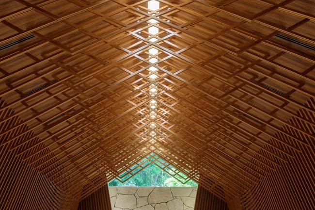 The Westin Miyako Kyoto Chapel Renovation by Takenori Katori and Fumi Habara