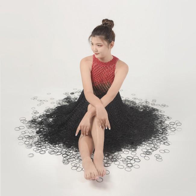 Cocle Womenswear Collection by Bingrou Chen