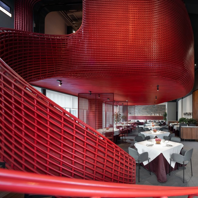 Da Ya Li Roast Duck Restaurant by Wei Wu