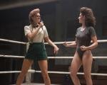 Serie TV Glow: donne wrestler in cerca di affermazione